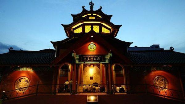 masjid cheng ho surabaya