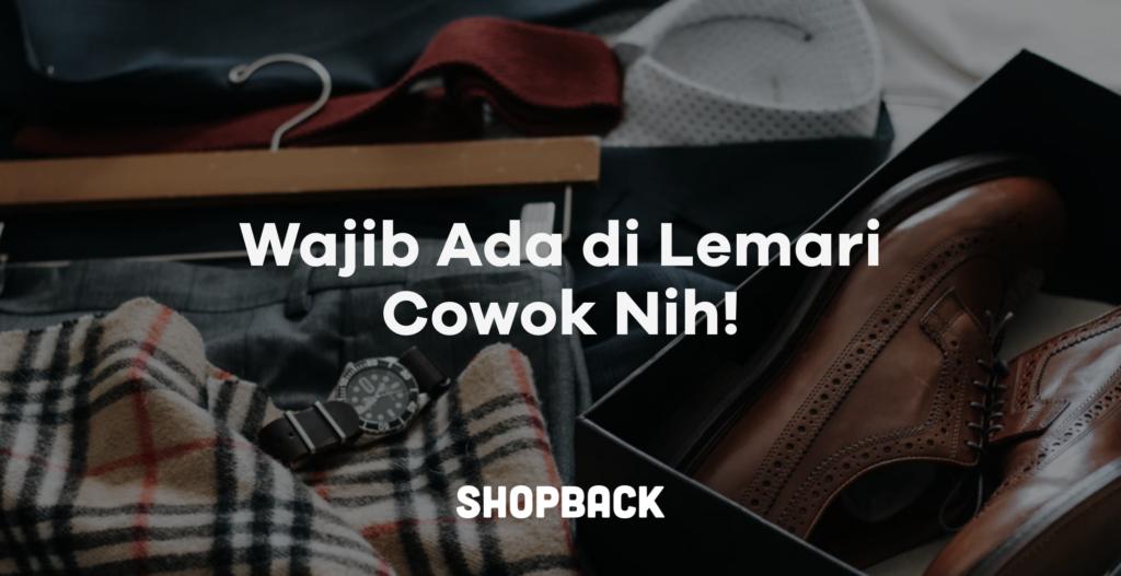 fashion wajib cowok