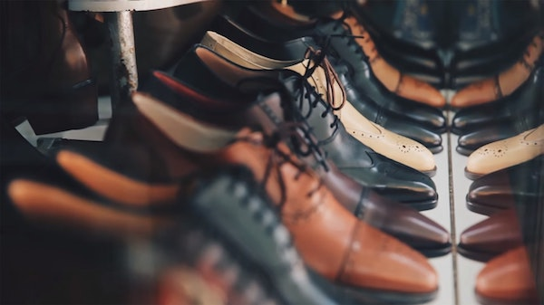 sepatu formal pria