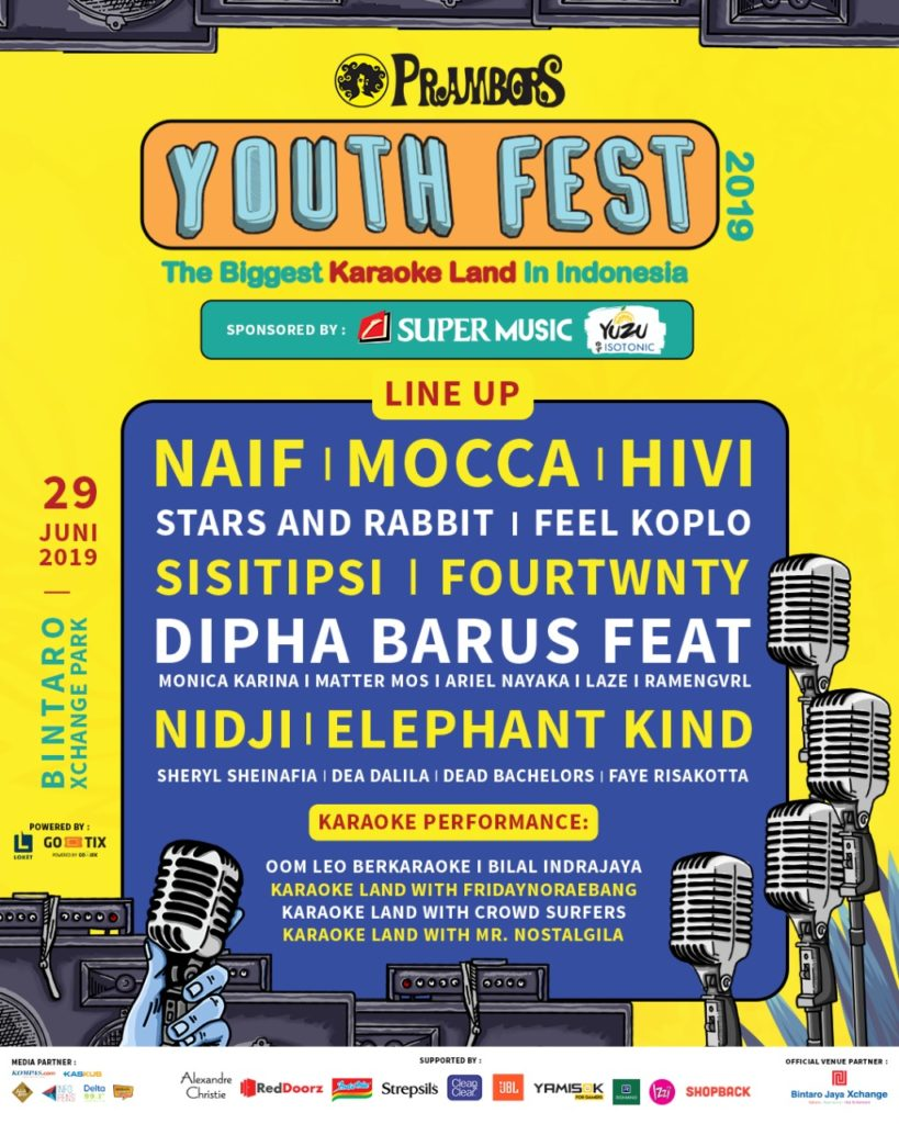 youth festival 19