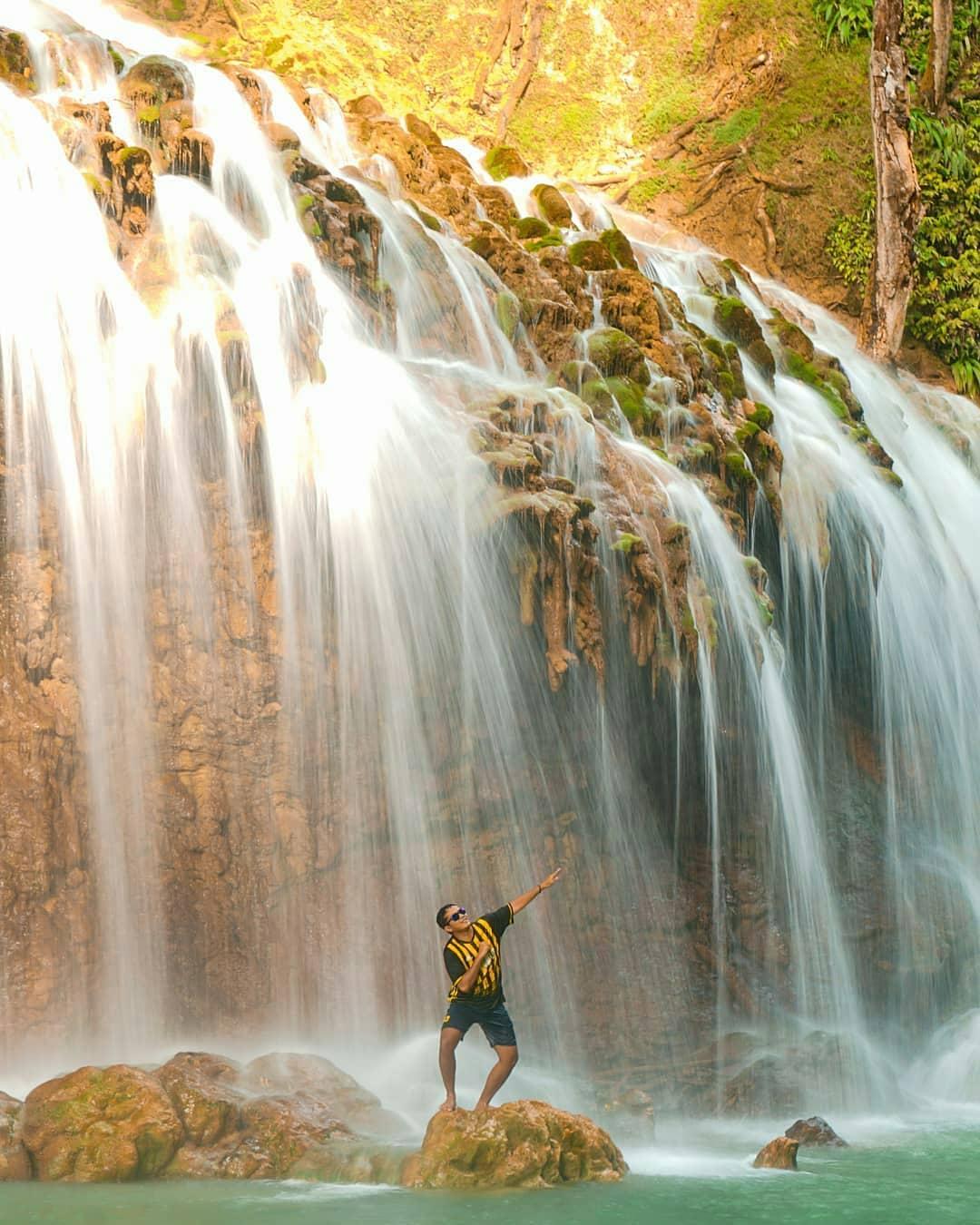 Air Terjun Lapopu sumba