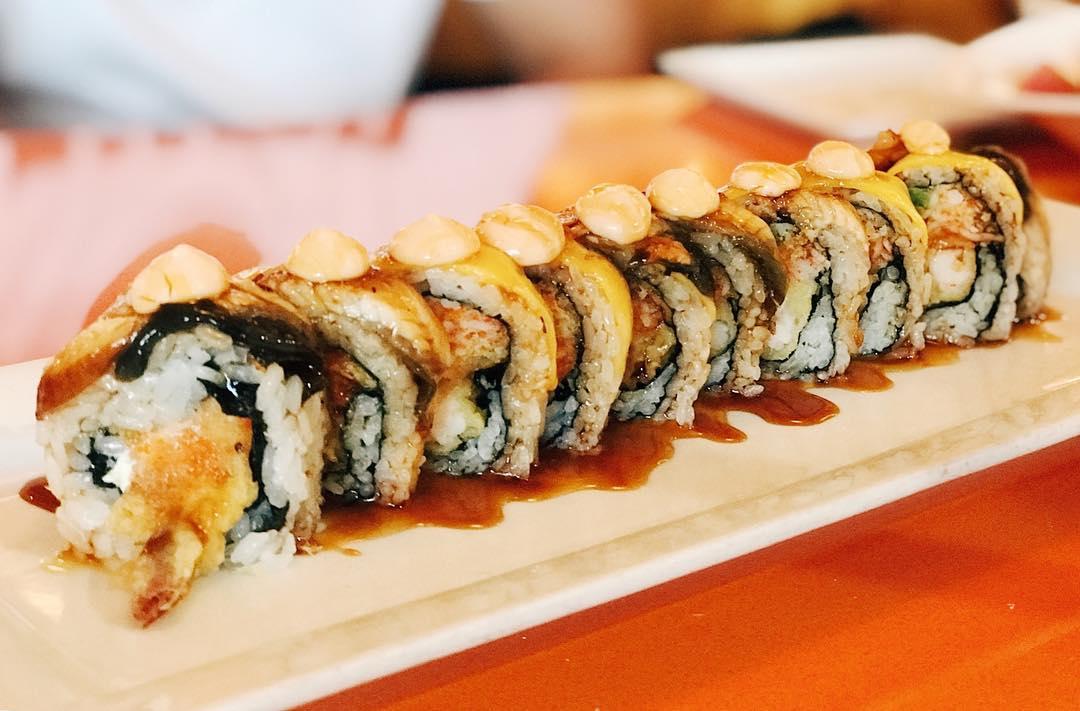 Asakusa Sushi Ken Restoran Halal di Tokyo