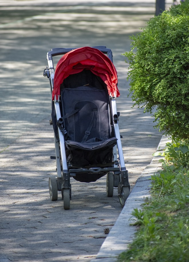 kelengkapan stroller