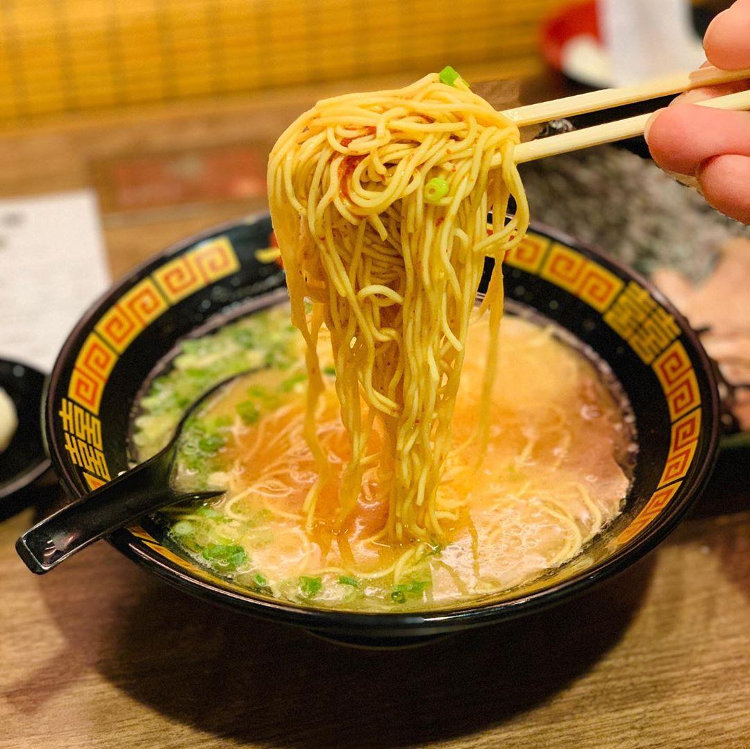 Restoran di Tokyo ichiran ramen