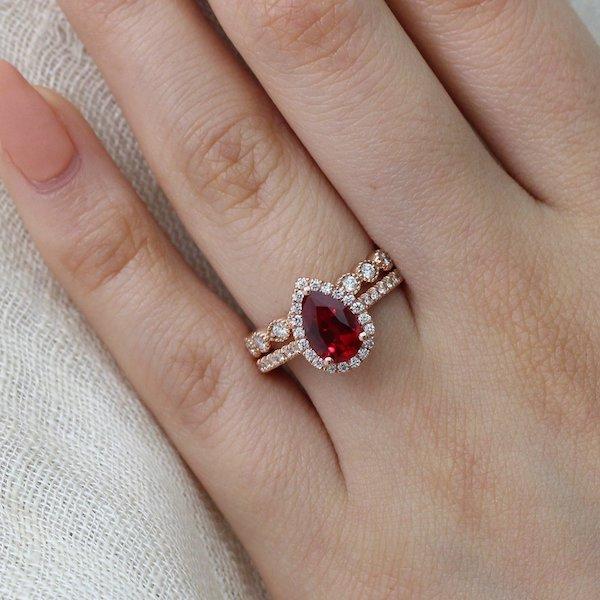 cincin ruby