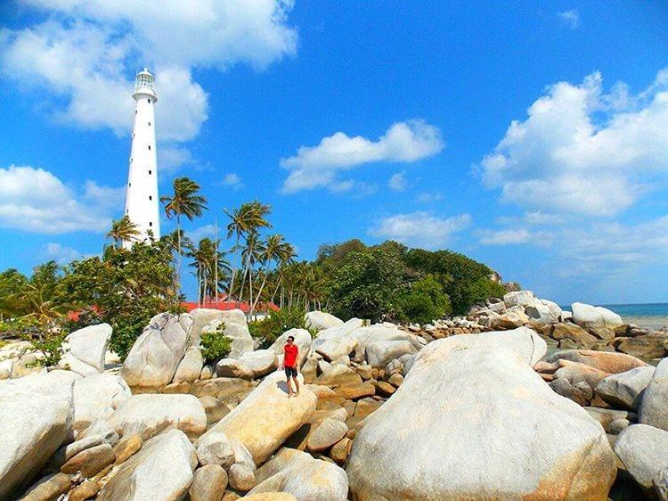 Wisata Bangka Belitung