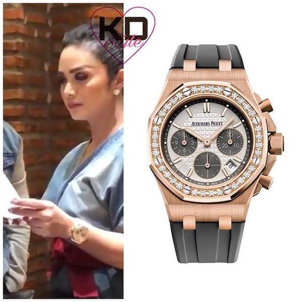 jam tangan krisdayanti