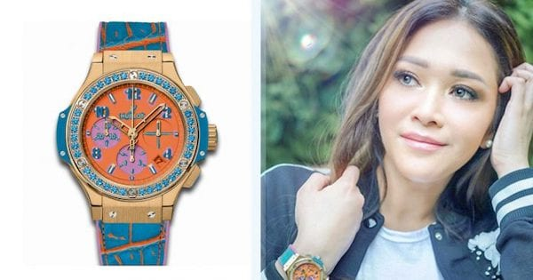 jam tangan maia estianty