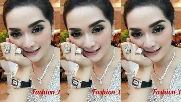 jam tangan tiara dewi