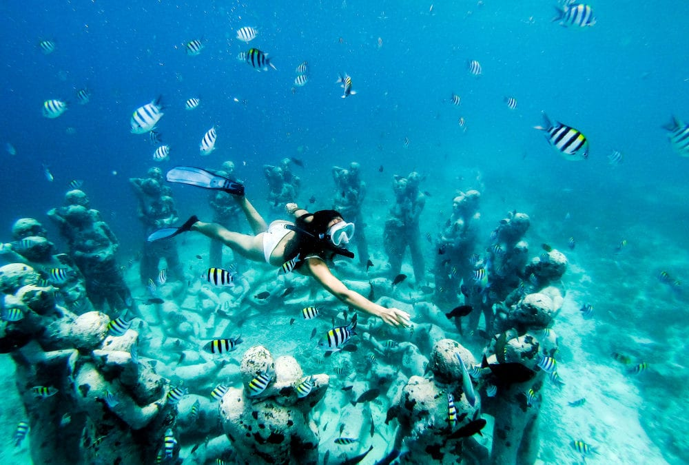 Destinasi Snorkeling di Indonesia untuk Pemula