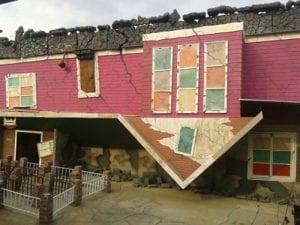 Eco Science Center dan Rumah Terbalik