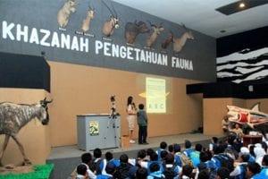 Khazanah Pengetahuan Fauna