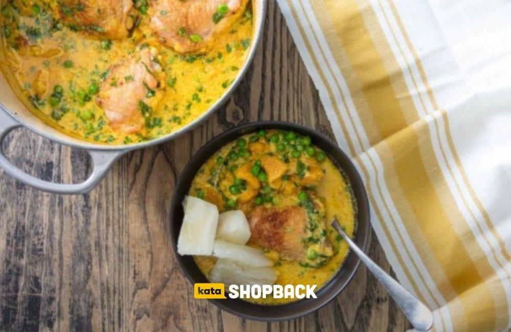 6 Resep Opor Ayam Ini Akan Membuat Hidangan Opormu Lebih Variatif