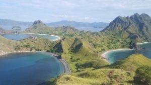 Pulau Rinca dan Pulau Padar