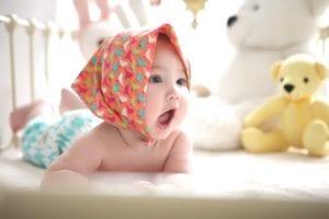 susu dan popok bayi