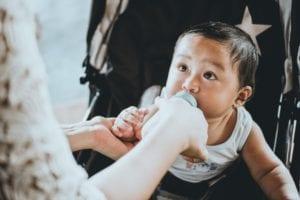 susu bayi
