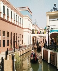 Little Venice Kota Bunga Puncak