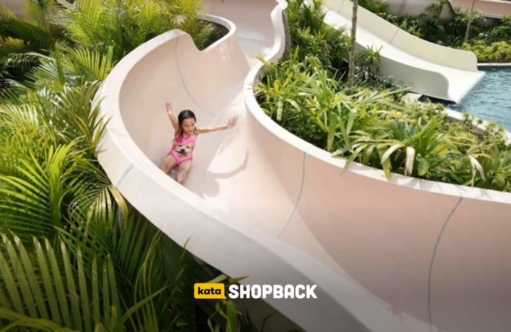 Jogja Bay Waterpark Destinasi Wisata Air Dengan Beragam Wahana Seru