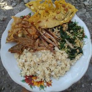 Nasi Thiwul