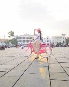 Art Street Kota Tua Jakarta