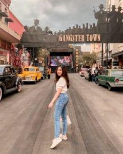 Zona Gangster Town Broadway Street