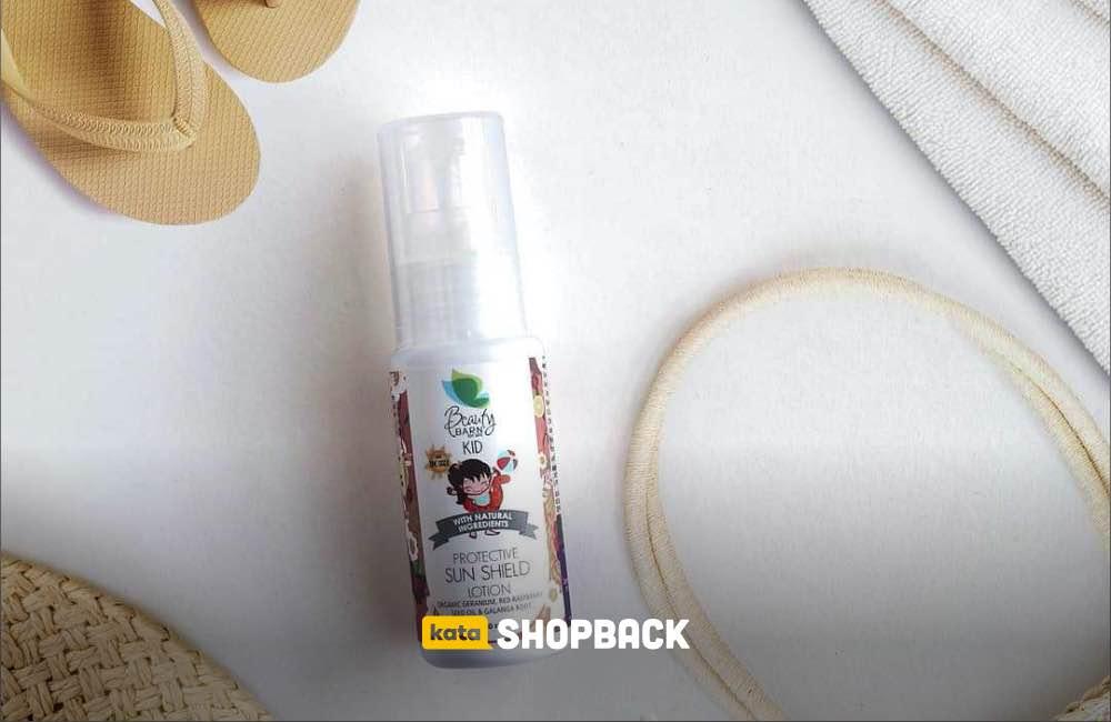 sunscreen untuk bayi