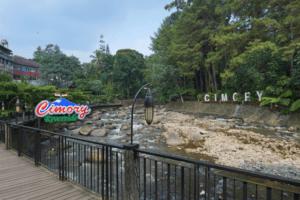 Cimory Riverside Bogor
