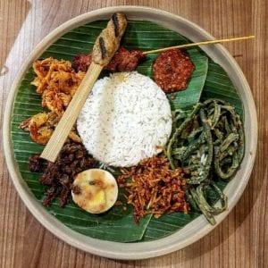 Nasi Ayam Campur Bali