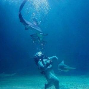Menyelam di wahana Fun Dive