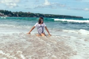 berlibur ke pantai