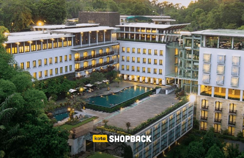 5 Hotel Terbaik di Bandung untuk Honeymoon yang Paling Romantis