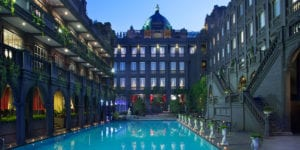 hotel terbaik di Bandung untuk honeymoon
