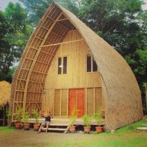 Omah Bambu Merapi
