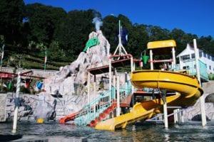 wahana permainan ciwidey valley resort