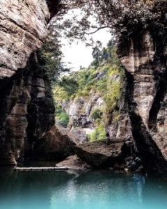 Ngarai Sungai Cikahuripan