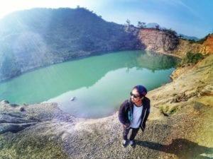Danau Wakadobol
