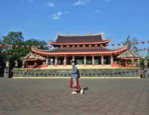 Kelenteng Sam Po Kong