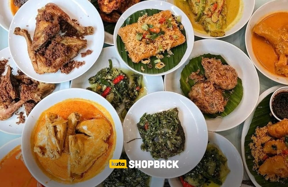 7 Makanan Khas Padang Terpopuler Ini Bisa Dibuat Sendiri di Rumah, Lho!