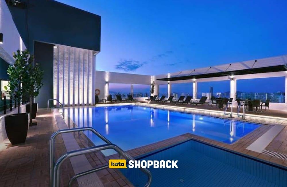 hotel terbaik di penang