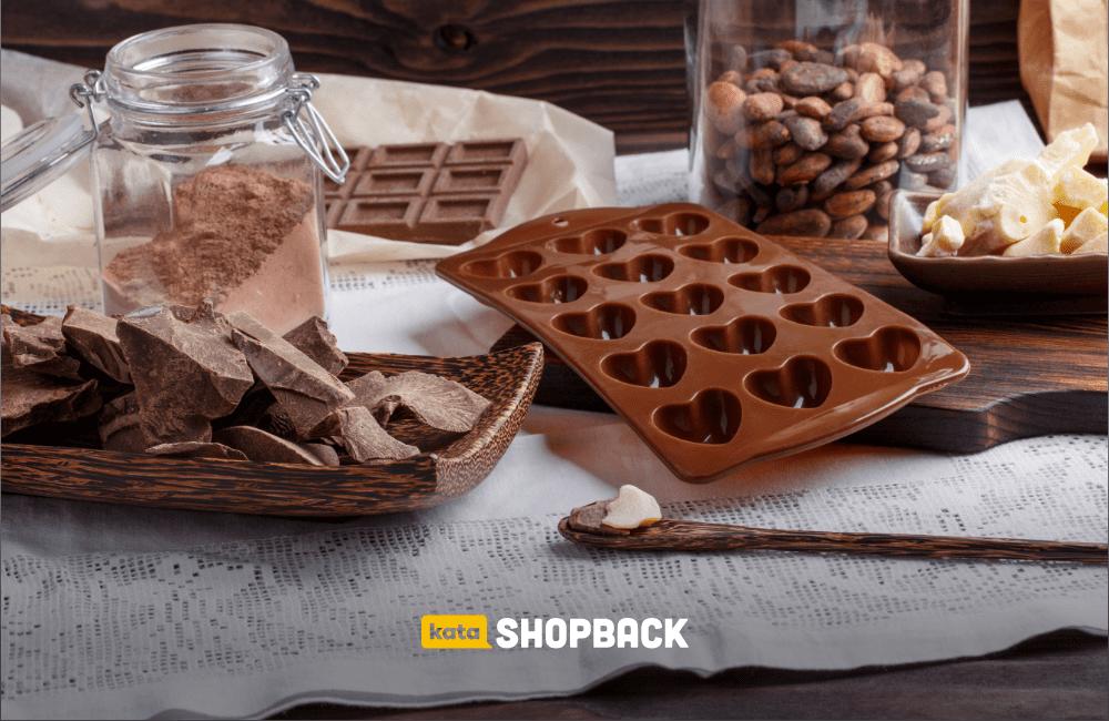 cara membuat cokelat