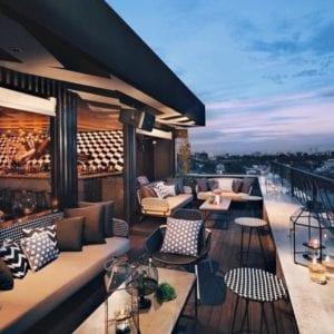 BART (Bar at the Rooftop)