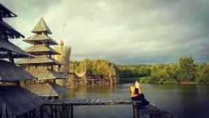 Hutan Mangrove Jembatan Api