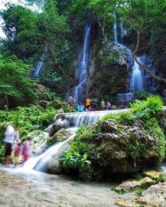 Sri Gethuk Gunung Kidul