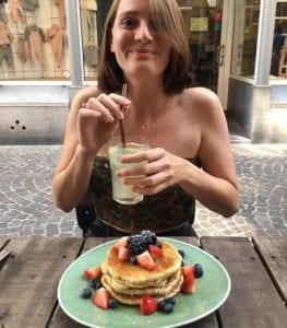 Manfaat Pancake untuk Tubuh