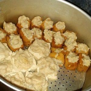 Bakso Ayam Tahu
