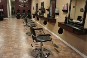Salon yang Dipilih