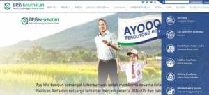 Website BPJS Kesehatan