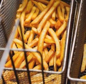 Kentang goreng French Fries