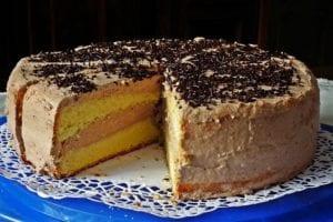 Resep bolu panggang coklat