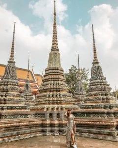 Wat Pho dan Wat Arun